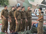 Mahal volunteers in the Israeli Army